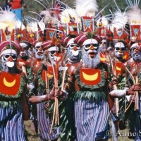 Papua New Guinea: At the Mt. Hagan Show, 2000