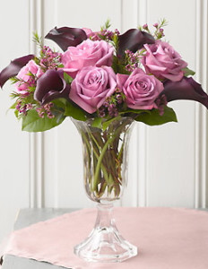 mauve roses #2 - Version 2