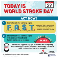 World Stroke Dday attach to FB