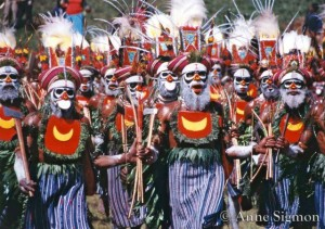 Papua New Guinea: The Mt. Hagan Show
