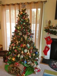Ellen's christmas tree