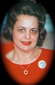 Mom Christmas 1964