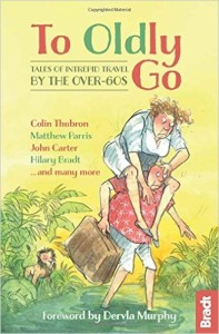To Oldly Go Book Cover